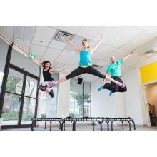 Safest Spring Free Trampoline for Fitness Exercise