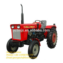 15hp 4 wheels small tractor with low price