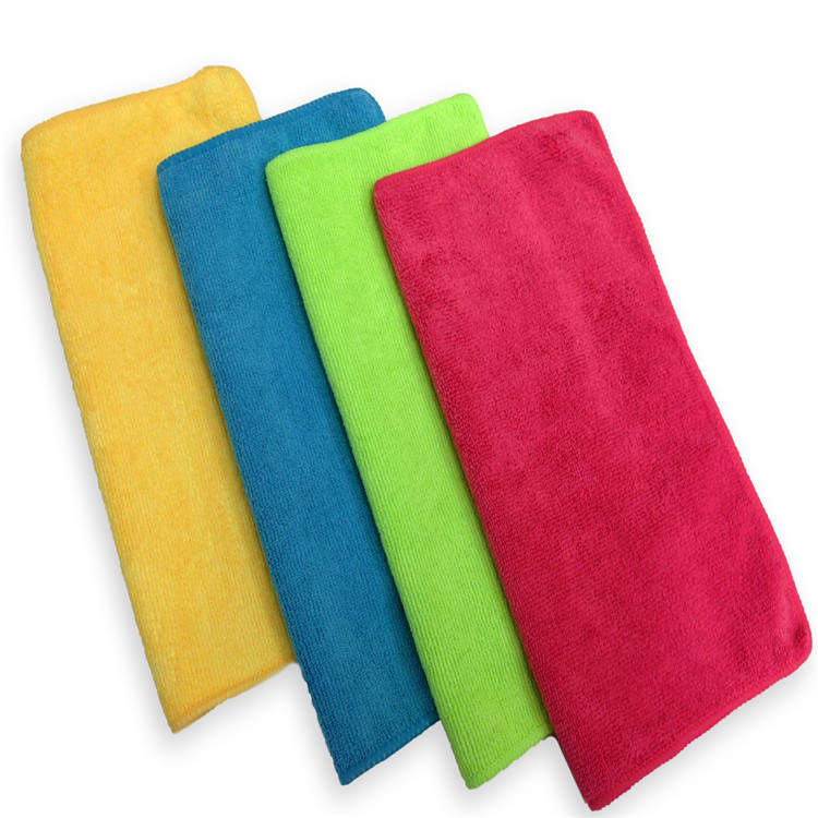 High Weight Microfiber Car Drying/ Coral Velvet Towel