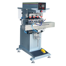 Automatic Four Color Promotional Items Pad Printing Machine