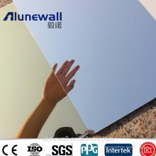 Holland imported aluminium coil Mirror acp Aluminum composite panel