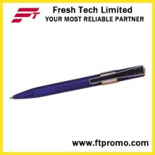 Pluma de bolígrafo de la promoción de China con el logotipo impreso