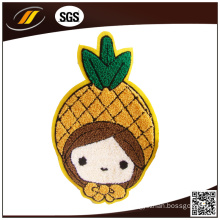 Custom High Quality Embroidery Lovely Towel Patch