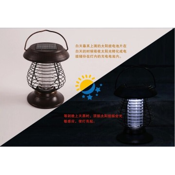 Outdoor Solar LED Mosquito killer light