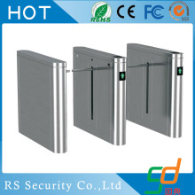 IC / ID Card Reader Drop Arm Optical Turnstile