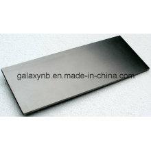 Folha de liga de titânio ASTM B265 Gr12 com superfície de lavagem ácida
