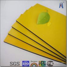 Nano PVDF Dibond Painéis de parede exterior