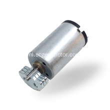 Kleine 12 MM motor mini dc brushed vibrator motor