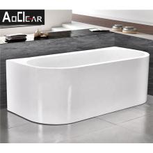 Aokeliya 1500 double bathtub with bath tub products line for bathroom remodel