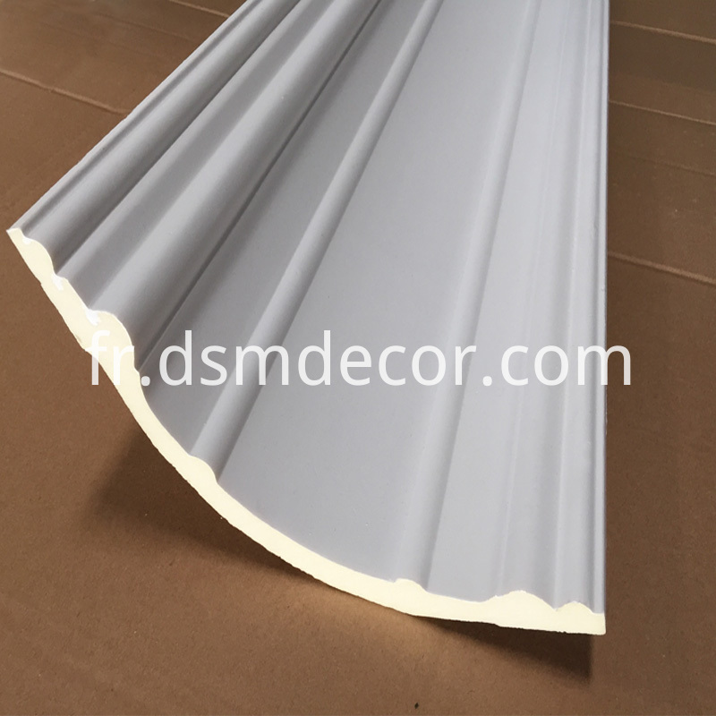 Foam Pu Crown Molding
