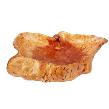 250PCS New Fabulous Carved Natural Wood Root Basket Vase Bowl