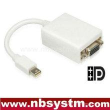 Mini conversor DP para VGA wIC (macho DP para VGA fêmea)