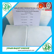 Manufacturering Paraffin Wax