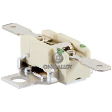 Ohmalloy 5j1580 Bande bimétallique pour interrupteur de contrôle thermique