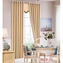 High Precision Blackout Fabric Smooth Blackout Grommet Window Curtain