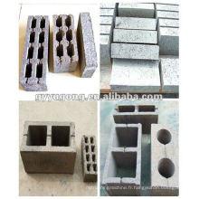 Machine de fabrication de briques de cendres QT4-20