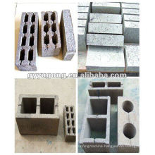 QT4-20 fly ash brick making machine