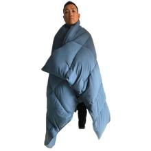 20D parachute nylon  water proof Down Blanket