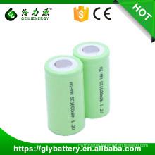 High Capacity recharging nimh batteries 1600mah nimh sc 1.2v battery For Power Tool