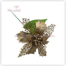 Decorative Flowers for Christmas Tree Decoration