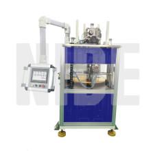 Machine d'insertion de bobine de stator à moteur à générateur automatique