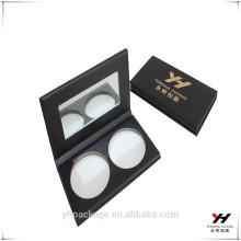 Wholeasaler achats en ligne retour cadeaux carton emballage emballage et impression boîte maquillage