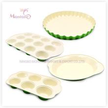 Carbon Steel Baking Pan, Non-Stick Bakeware, Cake Baking Pan