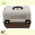 Populaire Plastic Kennel Dog Travel Carrier