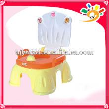 Multifunctional small stool baby plastic toilet stool
