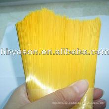 Filamento de cepillo (PET, PP, PVC)