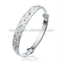 Aliexpress os bracelets os mais vendidos da prata esterlina 925 para o casamento das mulheres