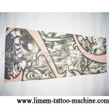 manga del tatuaje