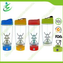 650 мл Оптическая пластиковая бутылка для бутылок протеинов