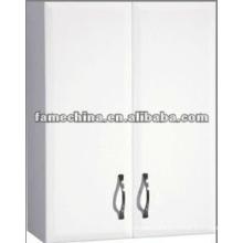 2013 White MDF high gloss storage cabinet