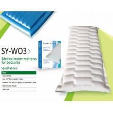 Matelas à eau médicale pour lit flottant à eau gonflable au lit. SY-W03