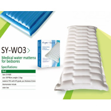 Medical water mattress for bedsore inflatable water floating bed SY-W03