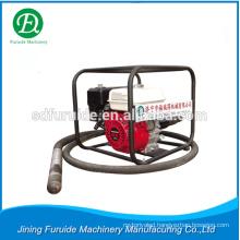 portable 5.5HP honda concrete vibrator with 8m flexible shaft