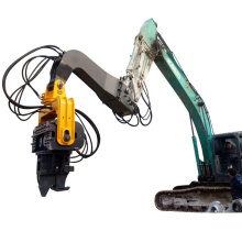 High quality hydraulic drop hammer for excavator pile driving