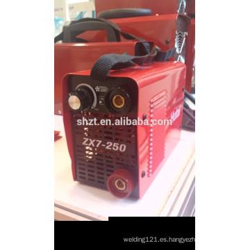 China mini IGBT inversor MMA máquina de soldadura (CE)