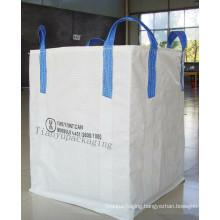 One Ton Bulk Bag, Super Sank, FIBC for Sand, Cement, Building Material