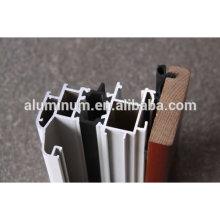 Materiais de alumínio para perfis de portas e janelas
