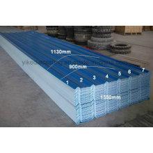 Vários tipos de materiais de cobertura para edifícios comerciais