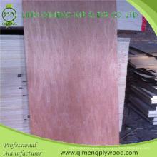 Contraplacado da pele da porta de Bintangor do núcleo do álamo 2.7mm com alta qualidade