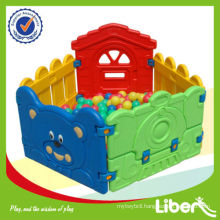 Kindergarden new design kids inflatable play pool LE-QC008