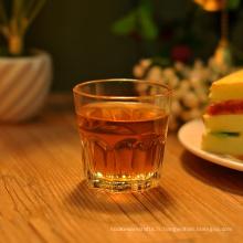 100ml 140ml taille personnalisée de verre à boire de whisky
