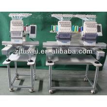 Máquina de bordar de DUAS cabeças mais novas com preço