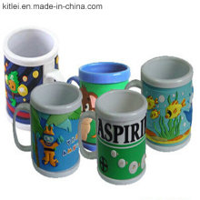 Popular Plastic Cup Forma Custom PVC Cup Toys