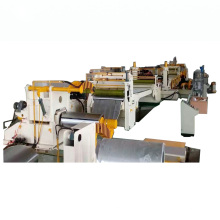 1250mm High speed hydraulic sheet metal slitting line machine for sale coil slitter