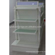 Used Supermarket Shelves