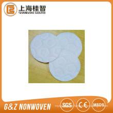 Almofadas de algodão quadrado do removedor da composição, almofadas redondas do algodão orgânico de H0T70000
